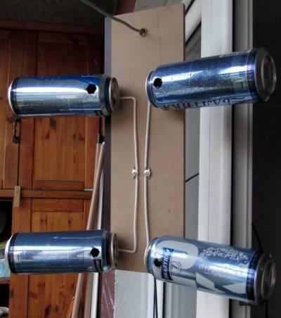 Антенна для dvb-t2 своими руками из банок 778