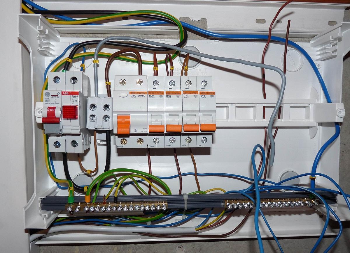 Welche Farbe hat der Nullleiter? Kabel Farbcodierung
